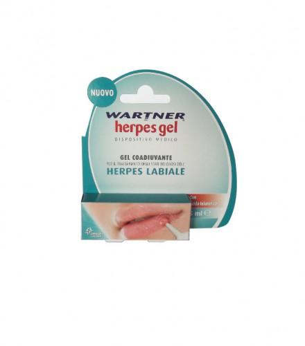 Herpes gel